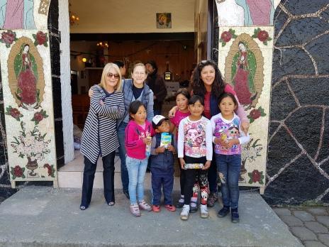 Iglesia de Ntra. Señora del Refugio - Ajusco